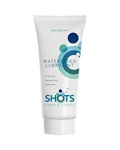Shotslube neutral Gleitmittel auf Wasserbasis 100 ml