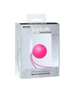 Single rosa Joyballs