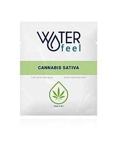 Wassergefühl Schmiermittel Cannabis 4ml