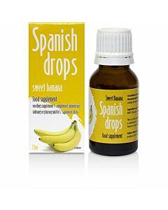 Spanische Fliege Gotas Banane frisch.