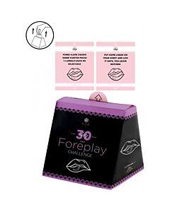 Secretplay 30 Tage Vorspiel Challenge (es / en)