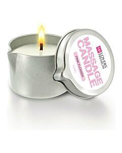 Loverspremium - Massage Kerze rosa Blume