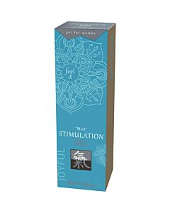 Shiatsu Stimulationsgel - Minze 30ml
