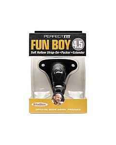 Perfekte Passform Buck Fun Boy schwarz 11,4 cm