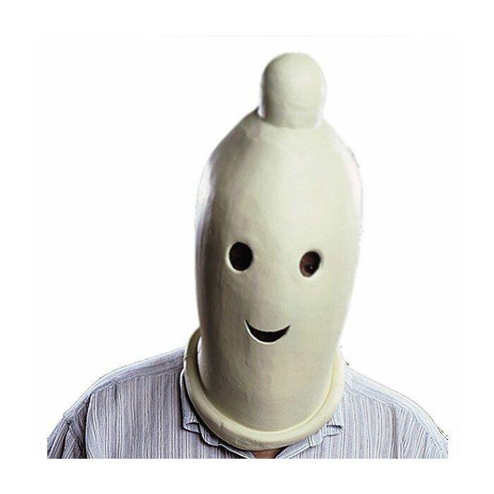 Kondom Latexmaske