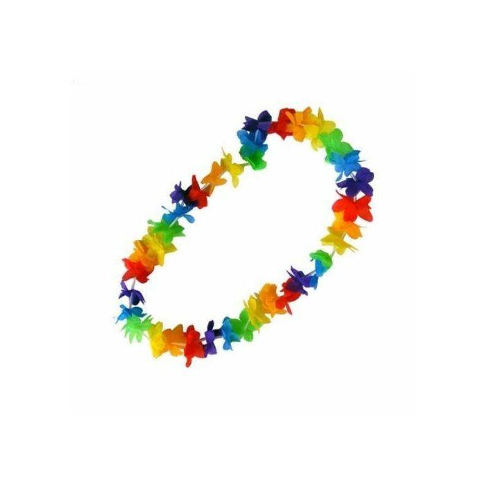 Hawaiian Halskette multicolor