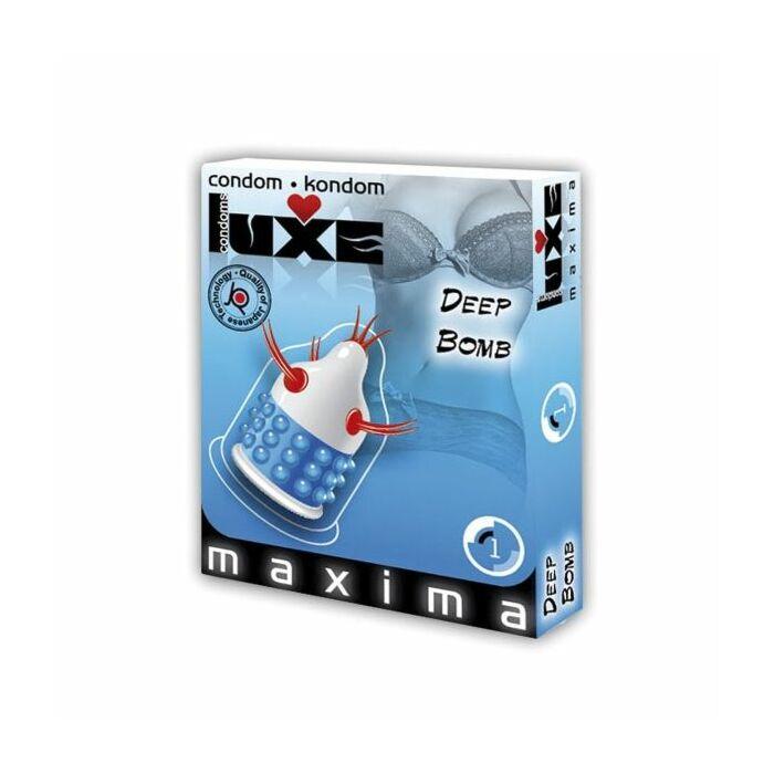 Luxe Kondome tief Bombe 1UD
