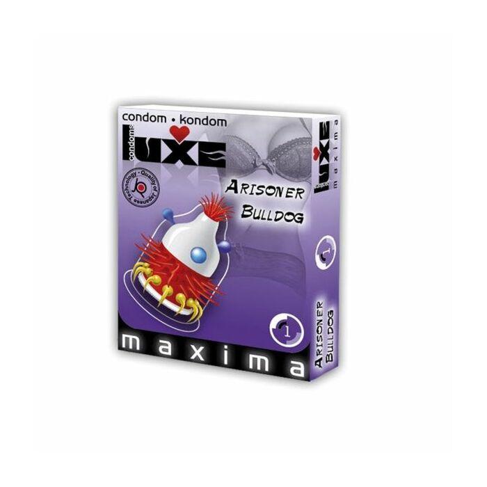 Luxe Kondome arisoner buldog 1UD