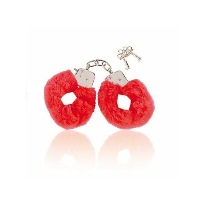 Red Love Handschellen