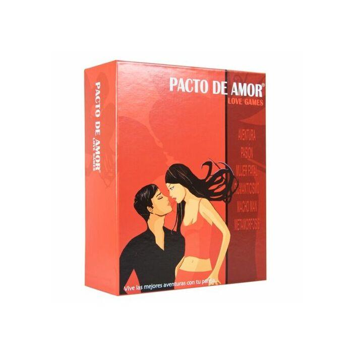 Spiel erotische Liebe Pakt