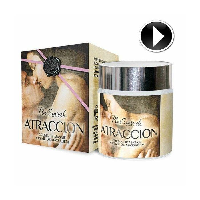 Geheime Wiedergabe Extra-Sensuel Massage Cream Art