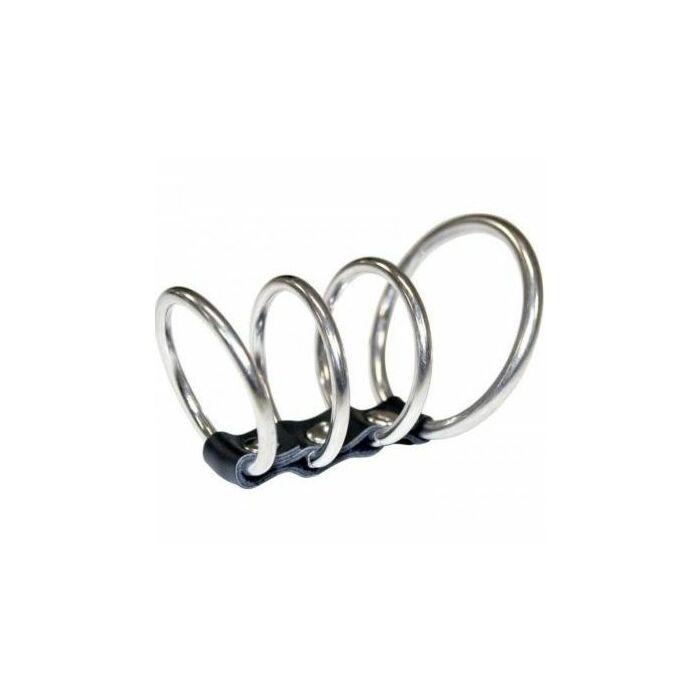 Sex & michief 4 Ringe Metall excite