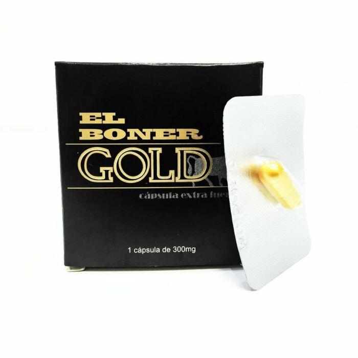 Goldene Goldkappen extra stark 300mg