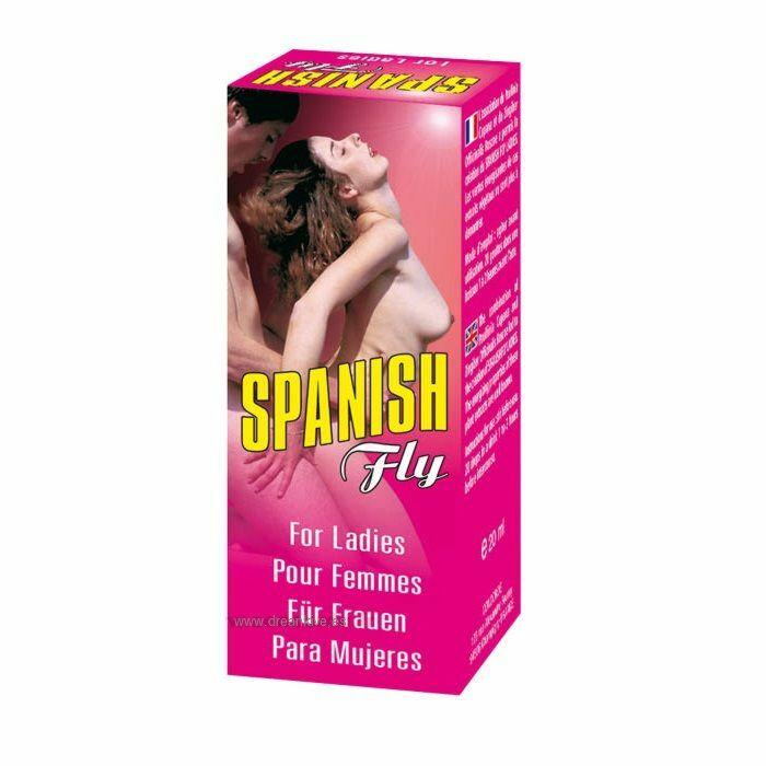 Spanysh für Frauen, mächtiges Stimulans 20ml fliegen